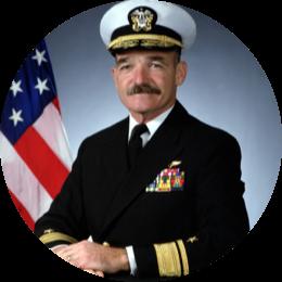 Vice Admiral Dennis McGinn